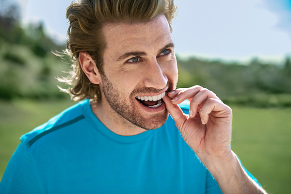 Invisalign teeth straightening in Stockport